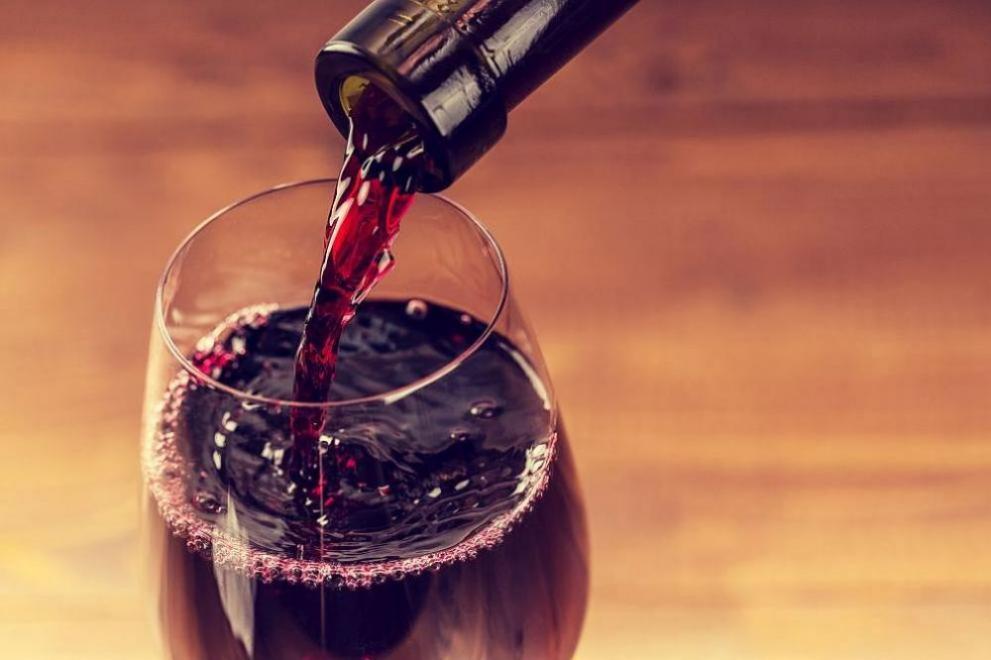 Какво е съдържанието на виното?