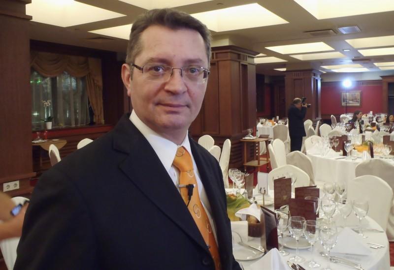 Един следобед с Михаил Марковски и сомелиерите на България