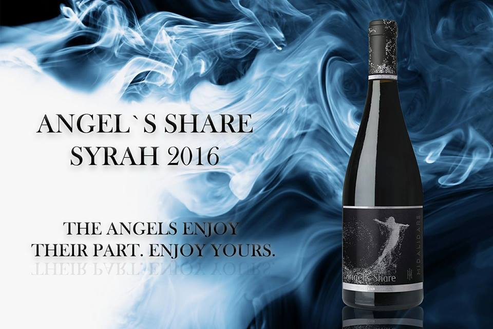Angel's share Syrah 2016 – Midalidare Estate