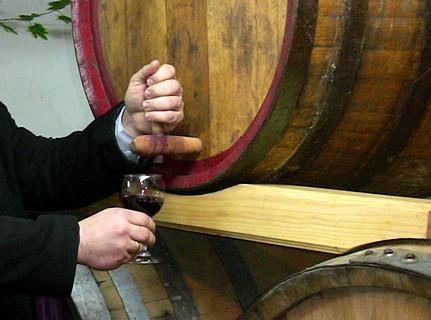 От домашно вино може да пропееш, но и да ти прилошее
