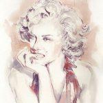 Класически картини пресъздадени с вино