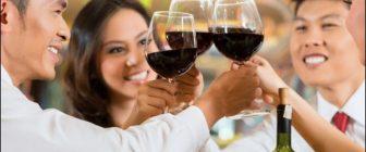Китай е на първо място в света по консумация на червено вино