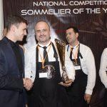 Живко Енчев е победителя в Сомелиер на годината 2017
