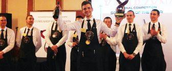 Сомелиер на годината 2016 стана младият Илиян Петракиев