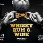 Whisky, Rum & Wine 2018