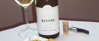 Two Rivers Chardonnay Barrique 2014 – Gulbanis Wine