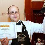 Среща с Георги Николов Сомелиер номер 1 за 2015