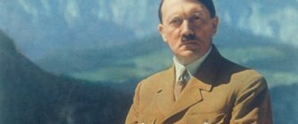 Магнум бутилка с образа на Хитлер бе продадена на търг за 1500 лири