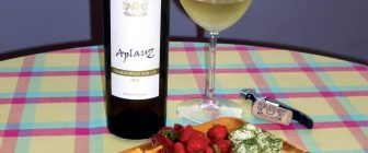 AplauZ Chardonnay Sur Lie 2015 – Villa Melnik