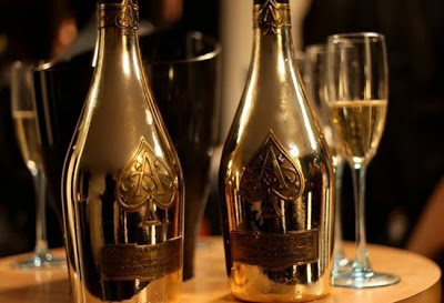 Колекция шампанско Armand de Briganc Dynastie за $500 000