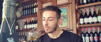 Атанас Павловски – младия технолог на Вила Мелник
