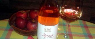 Bergule Rose 2016 – Villa Melnik