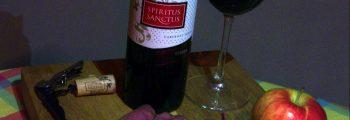 Cabernet Franc 2013 – Spiritus Sanctus
