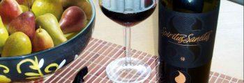 Cabernet Sauvignon 2015 – Spiritus Sanctus