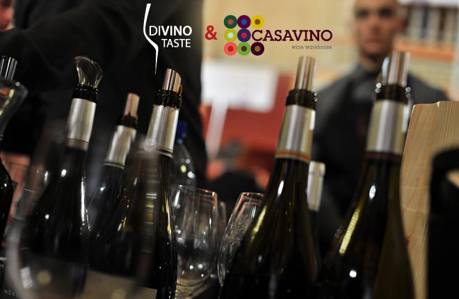 За първи път на DiVino.Taste: вината на изложителите ще могат да се купуват