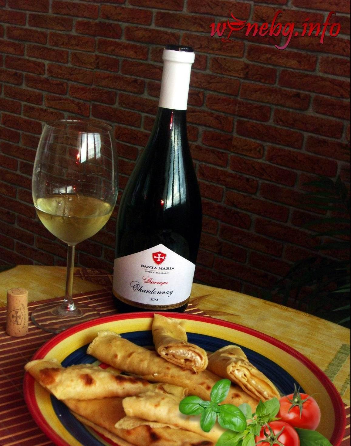 Chardonnay barrigue Santa Maria 2013
