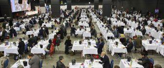 РЕКОРДЕН БРОЙ ПРОБИ ВИНА В 23-ГОДИШНАТА ИСТОРИЯ НА CОNCOURS MONDIAL DE BRUXELLES СЕ ПРЕДСТАВЯТ В ПЛОВДИВ