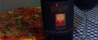 Merlot 2013 – Dives Winery