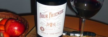 Red Cuvee 2015 – Four Friends