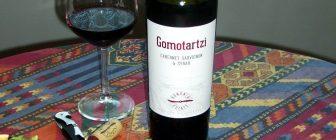 Gomotartzi – Cabernet Sauvignon & Syrah 2013 – Bononia Estate
