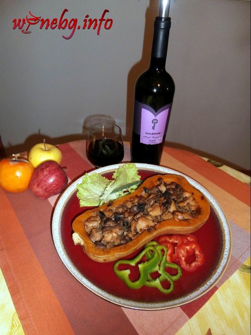 Syrah 2013 – Gulbanis Wine