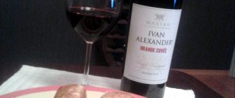Ivan Alexander Grand Cuvee Single Vineyard 2011 Maryan Winery