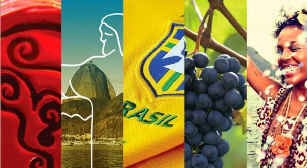 """Още за """"FACES""""- официалното вино на световното по футбол в Бразилия"""