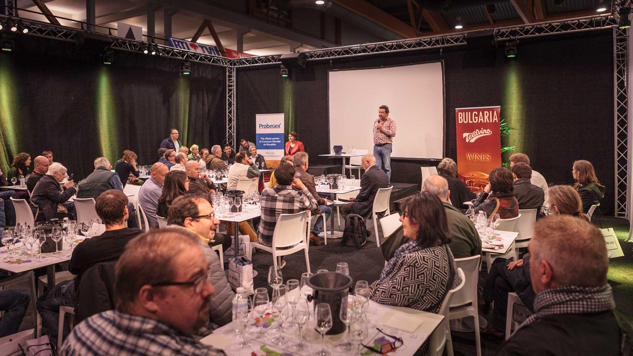 Топ сомелиер на Белгия представи българското вино в Брюксел