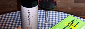 Gramatik Merlot – Rupel Winery 2015