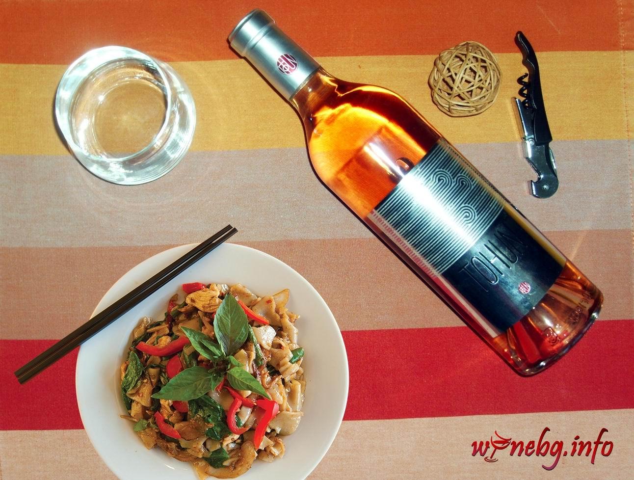 Rose – Cabernet Sauvignon 2015 – TOHUN Winery