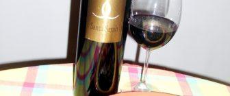 Santa Sara Bin 42 Rubin 2011