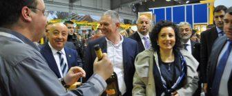Градът на виното обединява агробизнеса и хранително-вкусовата индустрия