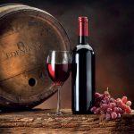 Вино с марката Шалкенбош