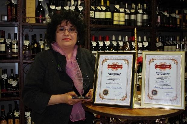 Анна Дундакова: Българското вино е част от националното богатство на страната