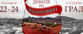 Младото вино отново на Дефиле в Пловдив