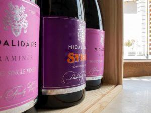 Червени вина Мидалидаре Естейт