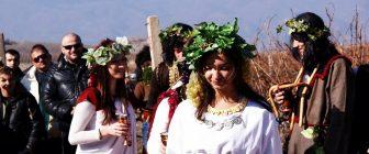 Виното като ритуал и религия