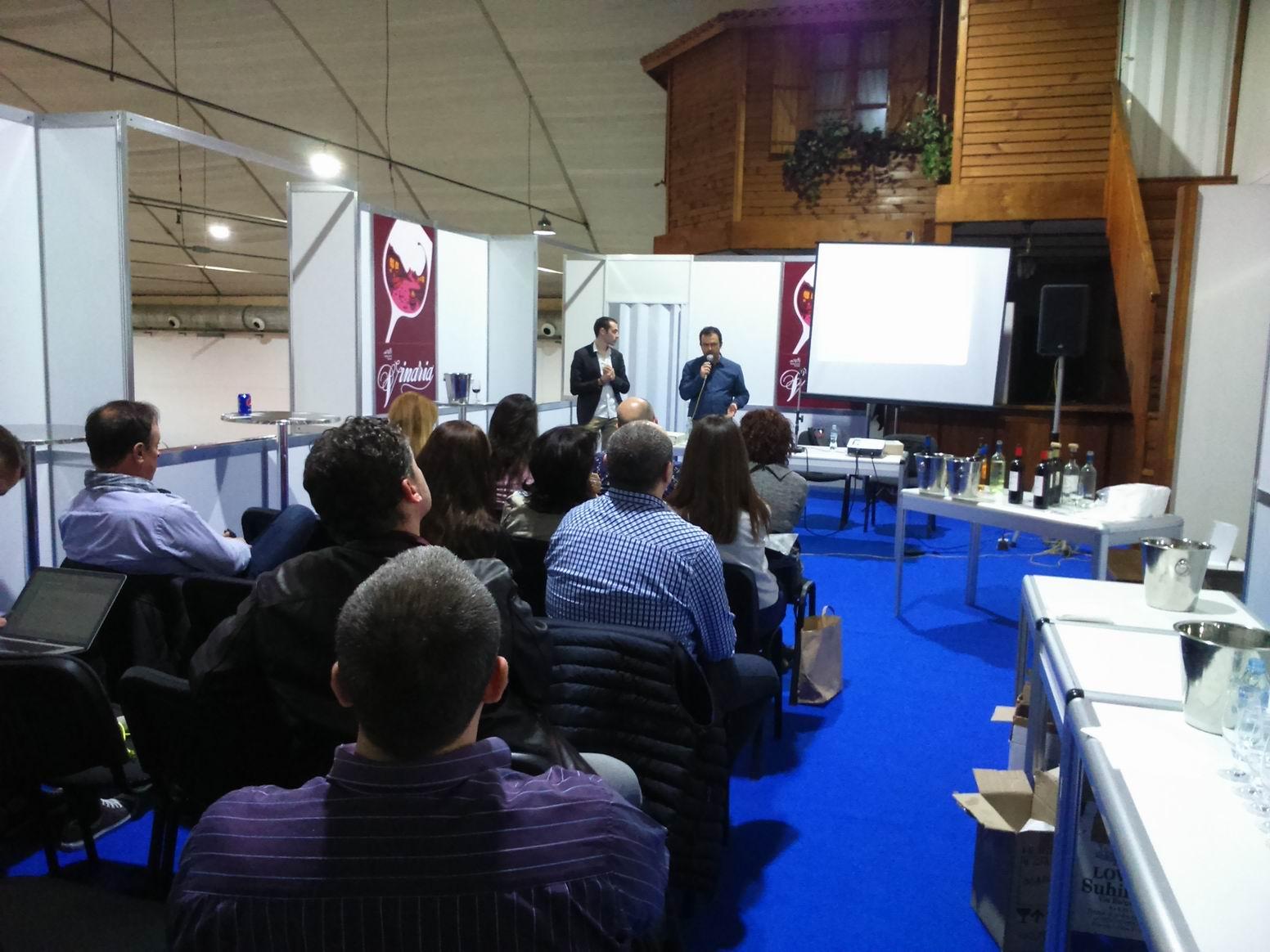Местните български сортове трябва да бъдат презентирани по света е мнението на чуждестранни енолози на ВИНАРИЯ 2017