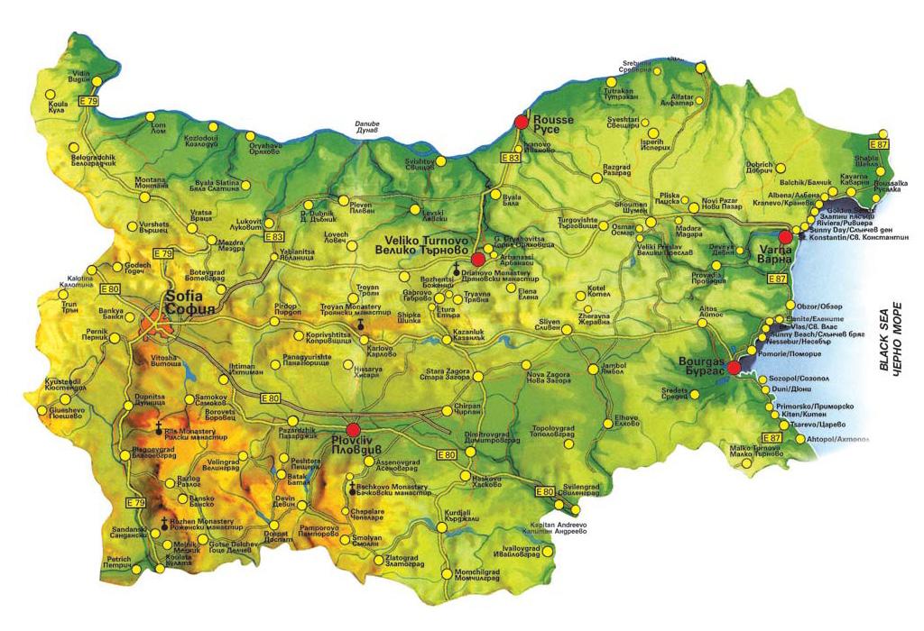 Кои са лозаро-винарските райони в България?