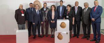 """Откриха """"Световното по вино"""" в Пловдив 10 пъти повече български винопроизводители ще борят вина от цял свят"""