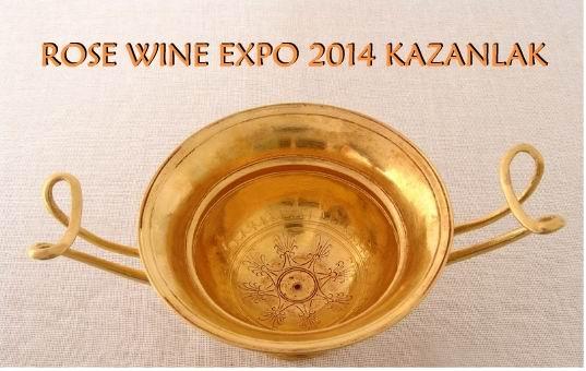 Заповядайте на ROSE WINE EXPO KAZANLAK 2014