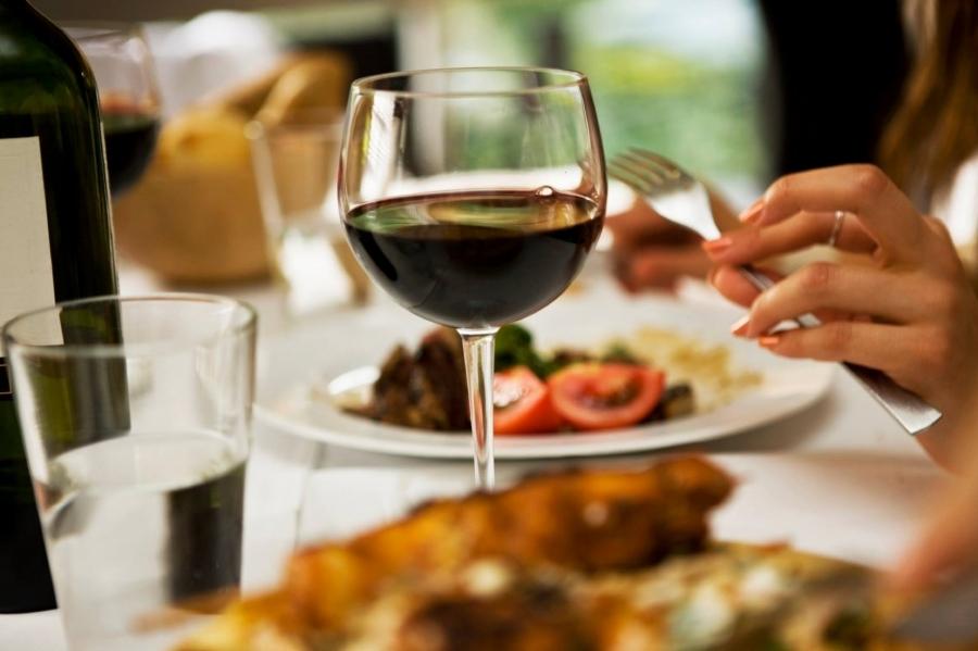 Солта подобрява вкуса на виното