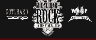 Midalidare ROCK in the wine valley