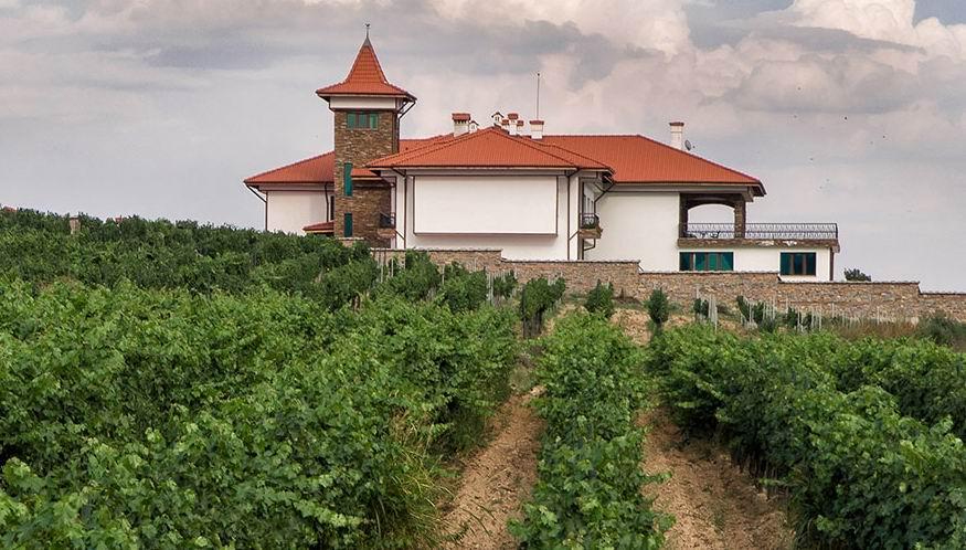 Винарска изба Манастира
