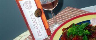 Tragata Rose Cabernet Sauvignon 2014 – Винарска изба Сопот