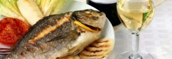 Японски учени доказаха: бяло вино се сервира само с риба