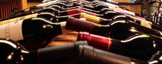 Луксозни групи стоки, които поевтиняват сред тях е и виното
