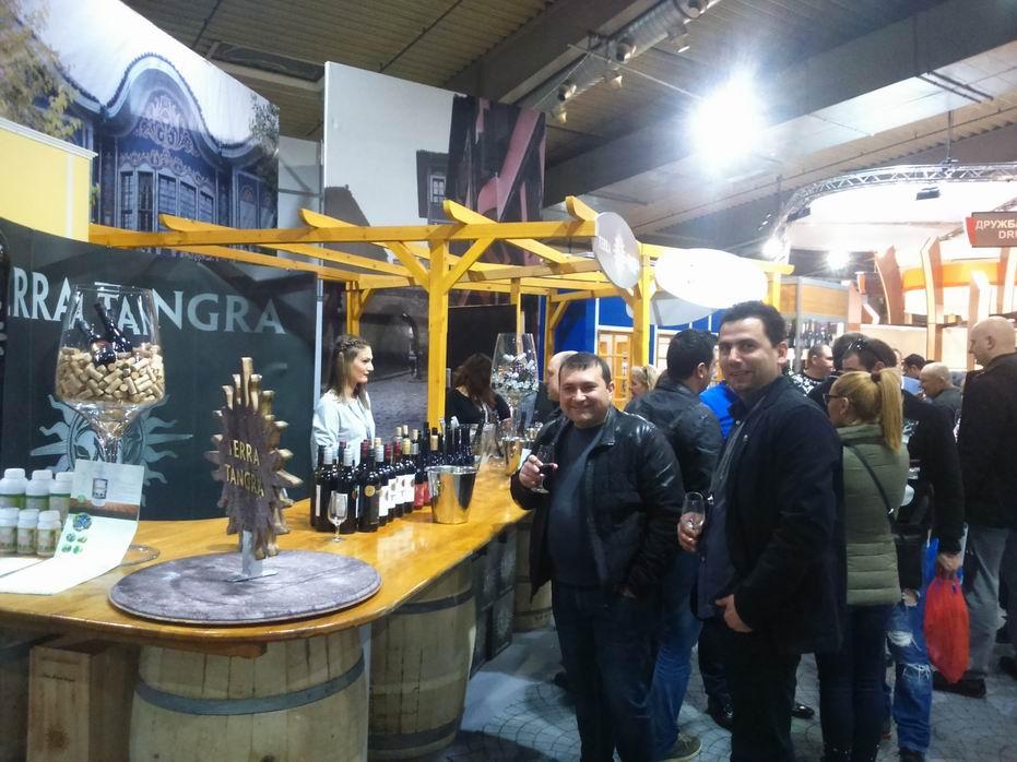 Уникалният формат на Града на виното впечатли световните енолози