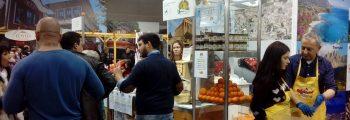 """Фурор на био продуктите на """"Вкусове от Италия 2018"""""""