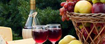 Етикет при поднасянето и консумация на червено вино